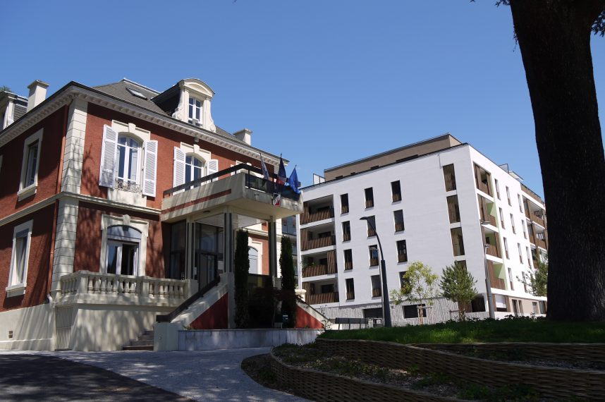 Mairie de Fontaines
